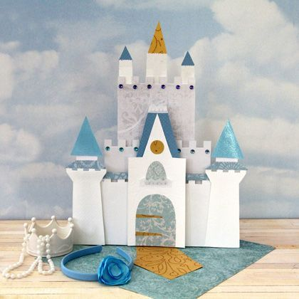 Cinderella Dresser-Top Castle