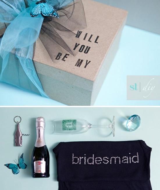 love it! Bridesmaid invitation
