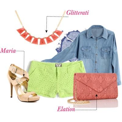 Elation clutch #handbags