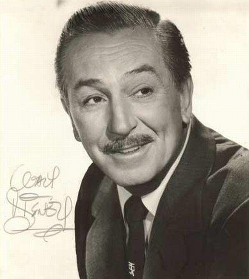 Walt Disney  Because