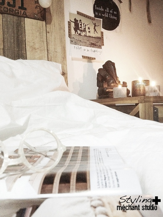 Méchant Design: bedroom