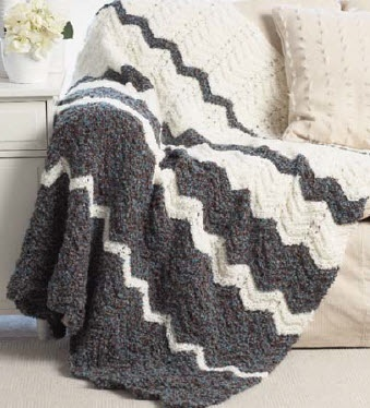 Apple Tree Blanket | Knit Rowan – Yarns, Knitting Patterns