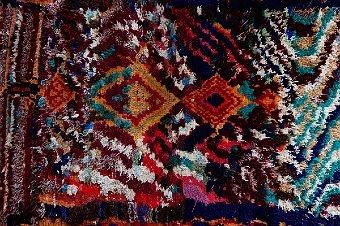 handmade rug please.