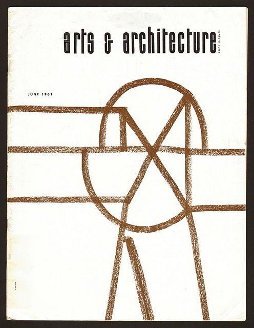 Arts & Artchitecture June 1961 by sandiv999, via Flickr