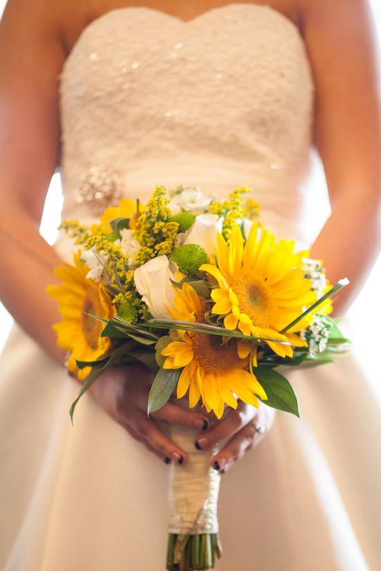 My beautiful flowers and dress