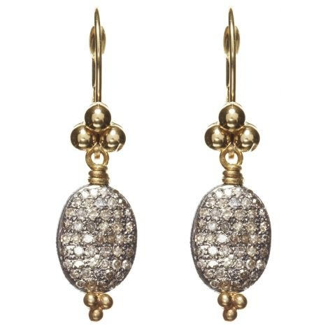 // diamond earrings