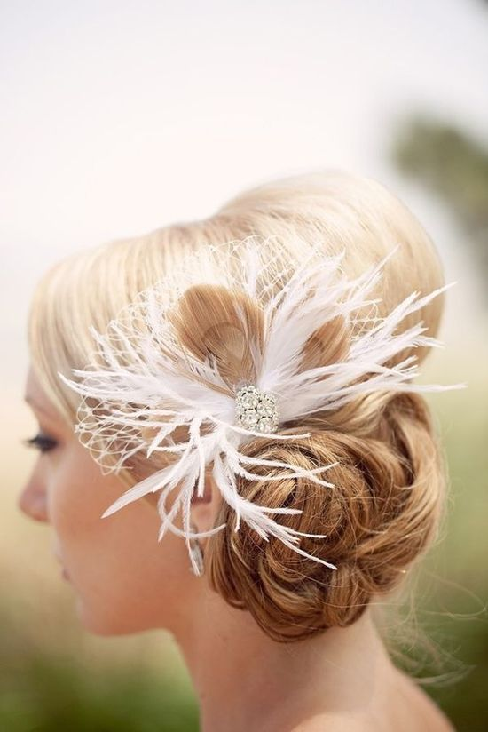 Love these detailed hair accessories