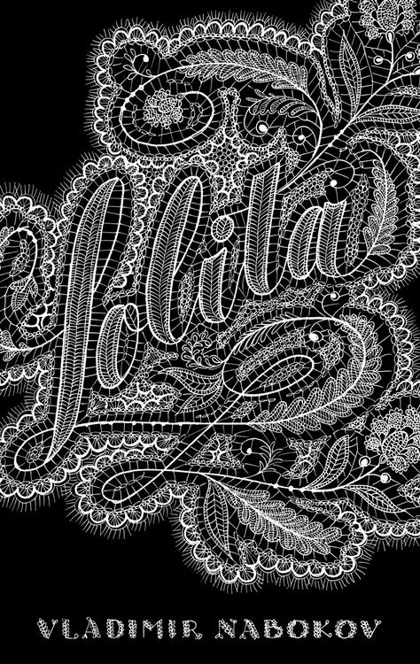 Typeverything.com -The Lolita Cover Project by @JessicaHische.