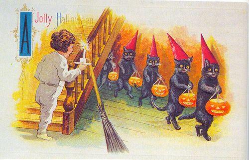 #vintage #halloween