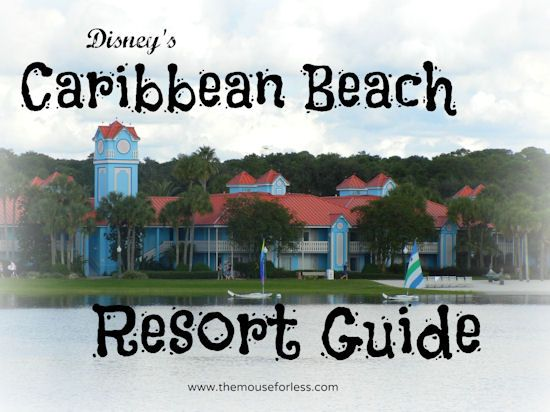 NOT OUR FAVORITE! We will probably, hopefully, never be back to this resort. The resort is gorgeous, and we liked the food court, but the room was disturbing. I pretty much had to close my eyes to walk in to the bathroom. Disgusting!  ---   Disney's Caribbean Beach Resort Guide -