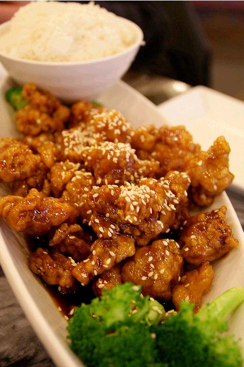 General Tso Chicken food food art yum food cravings eats yummy food food art images food photos food images food pictures chinese food general tso chicken asian food