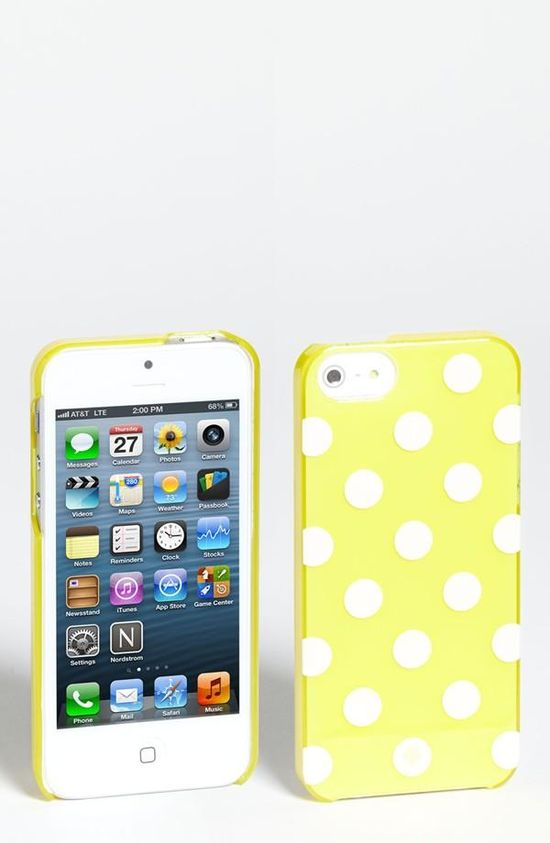 Kate Spade NY iPhone 5 case
