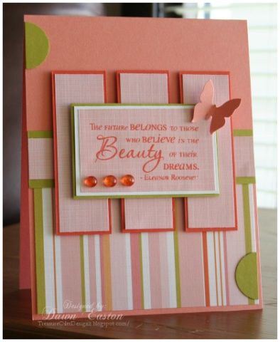 Beauty AVS10 by TreasureOiler - Cards and Paper Crafts at Splitcoaststampers