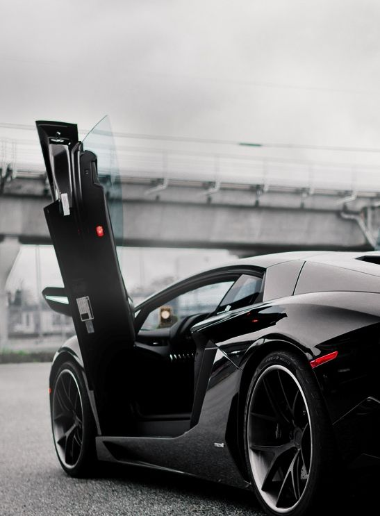 ? men with style Aventador and PUR Wheels