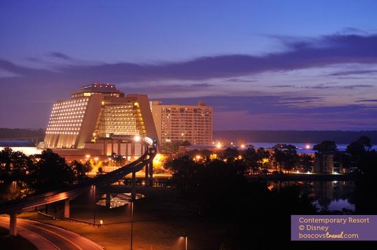 Disney Contemporary Resort #Travel #Disney #Contemporary #Resort