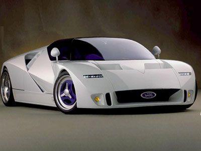 2010 Ford GT90 Super Sport Car Concept