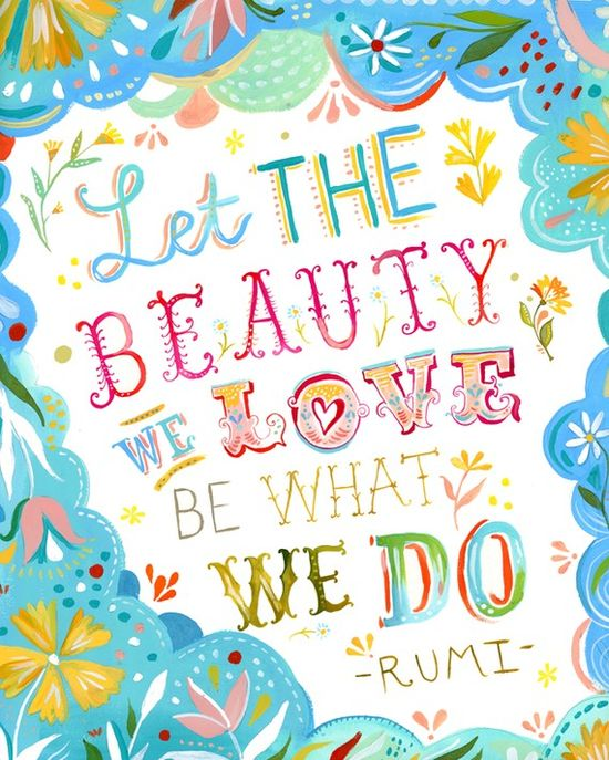 lovely illustrated quotes