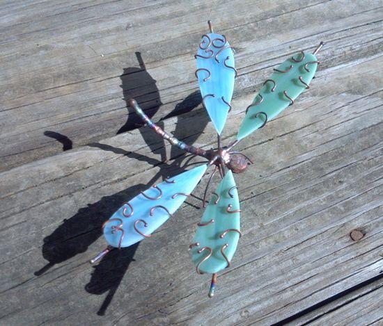 bug garden decorations