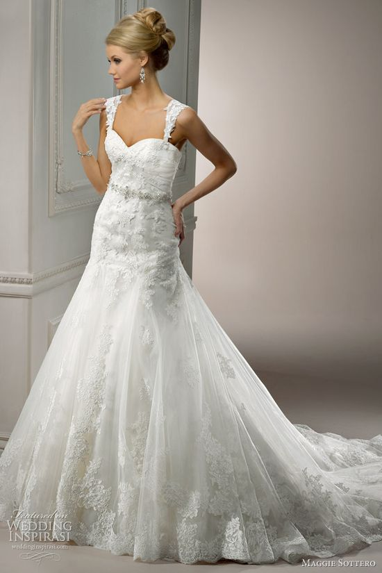 Maggie Sottero Spring 2012 Symphony bridal collection