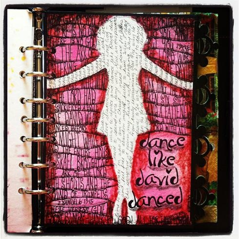 Art Journal Pages I Like - cover