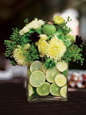 Limes and flowers kayla
