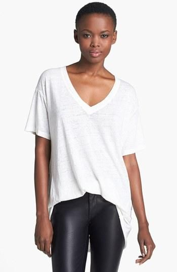 Can never have enough v-neck tees!