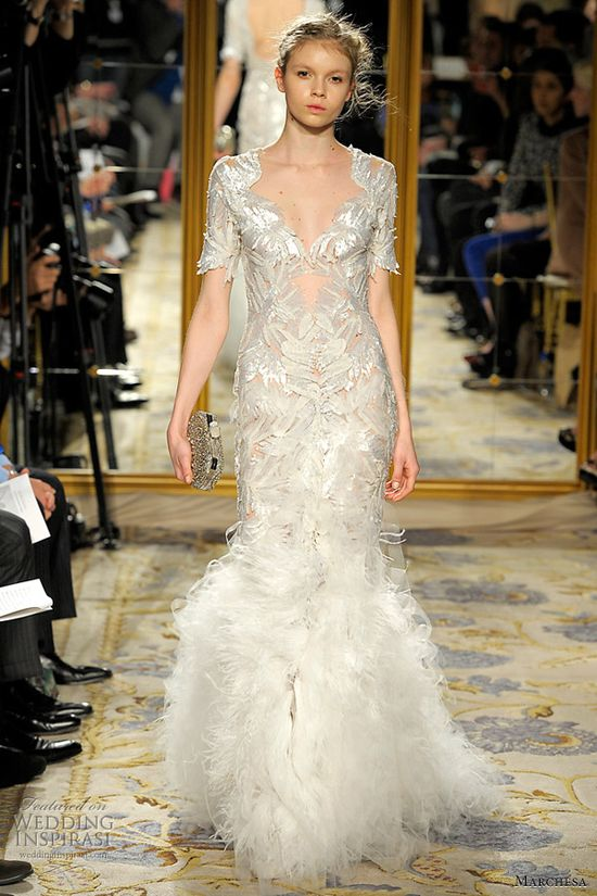 Marchesa Fall/Winter 2012-2013 ready-to-wear collection