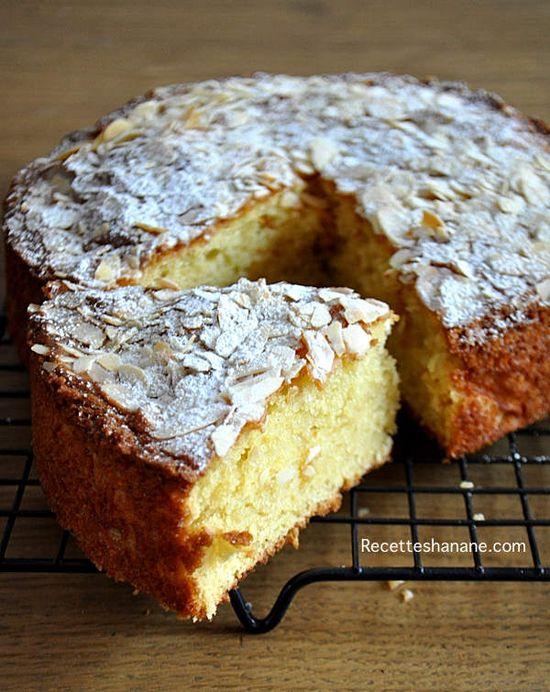 Gâteau aux amandes, Namandier ultra moelleux!