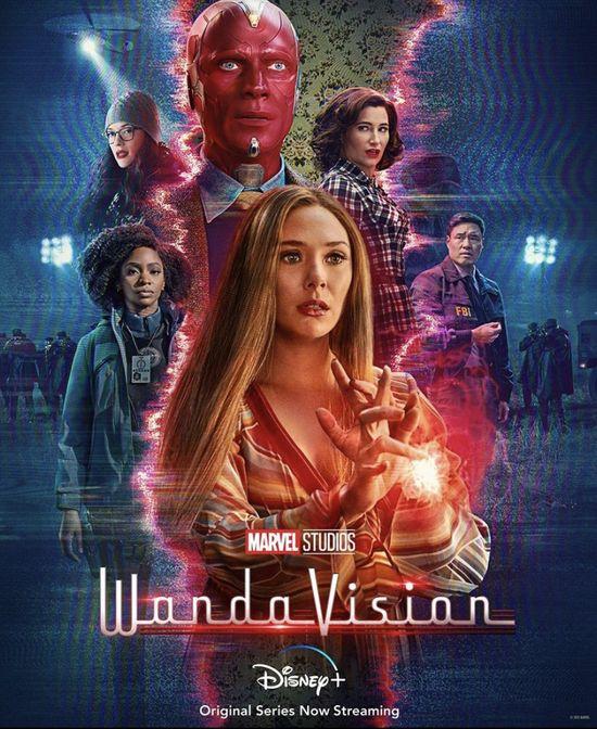 WandaVision  Board