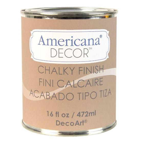 DecoArt Americana Decor 16-oz. Heirloom Chalky Finish at The Home Depot