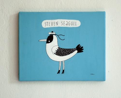 © ooli #seagull