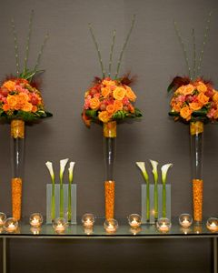 Beautiful for a fall wedding!