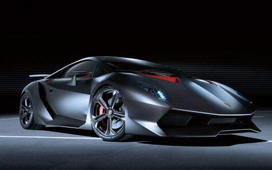 Exceptional Ride - The Lamborghini Sesto Elemento