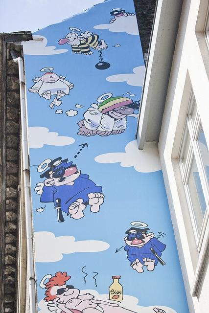 Brussels – Street Art