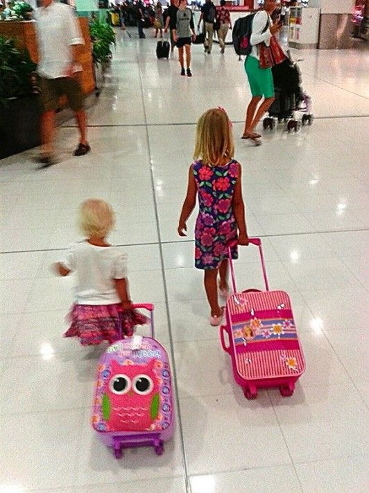 Read this if you get irritated by children on your travels: great article about sensitivity toward traveling families.