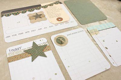 Journaling cards.