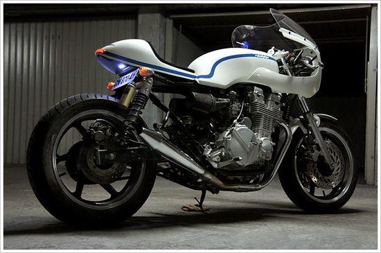 "Ruleshaker's Honda CB750 - ""Old Spirit"" - Pipeburn - Purveyors of Classic Motorcycles, Cafe Racers & Custom motorbikes"