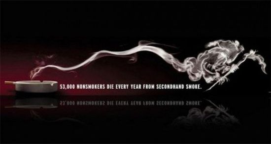 The best anti smoking ads - Wall to Watch