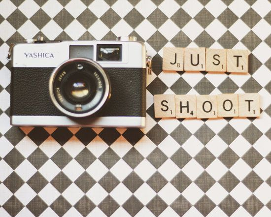 Just Shoot #Yashica