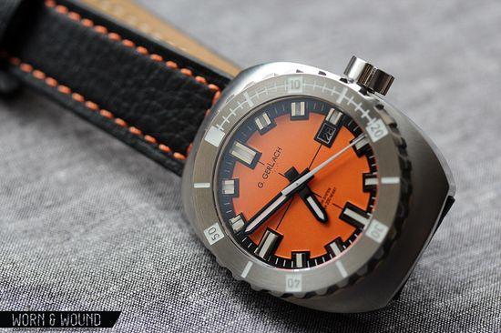 Gerlach Otago #men #watches