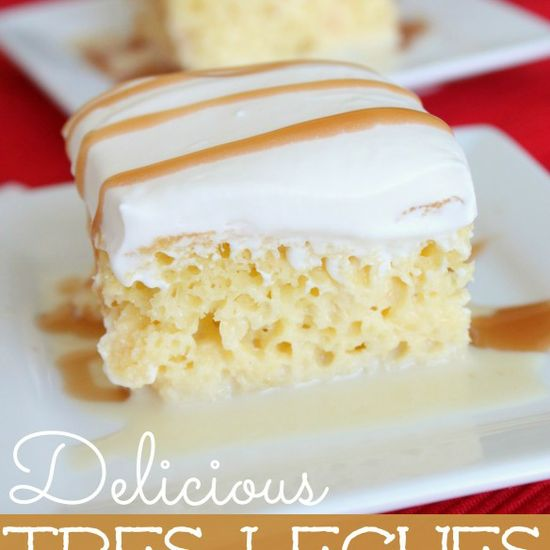 Delicious Tres Leches Cake Recipe