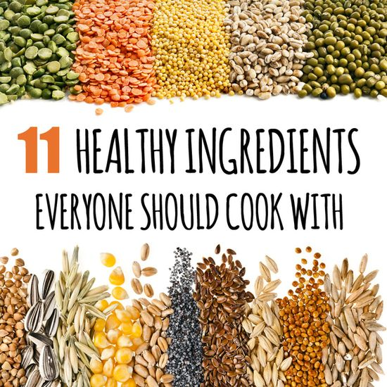 Flax and quinoa and nutritional yeast are NOT just for hippies! They're healthy, delicious things that all humans can enjoy.