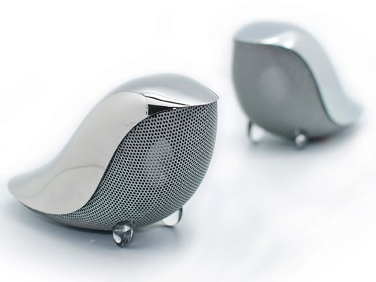 Wrenz Bird Speakers — want want want