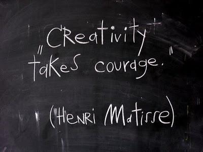 Creativity takes courage – Henri Matisse.        #art #artists #quote