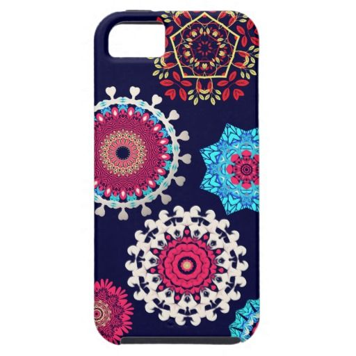 #Sold! Abstract #mandala swirl #pattern #iphone #covers