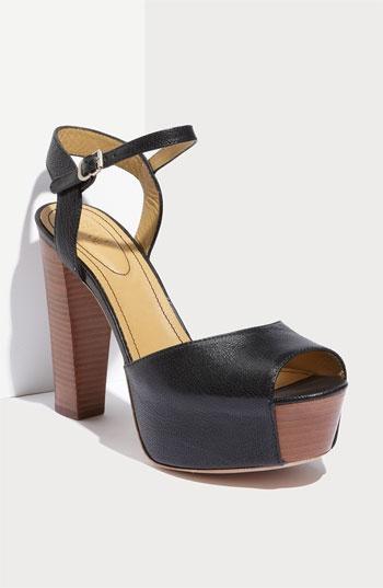 See by Chloé Ankle Strap Platform Sandal