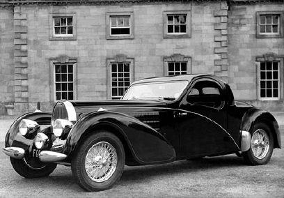 1937 Bugatti Type 37 Atalante