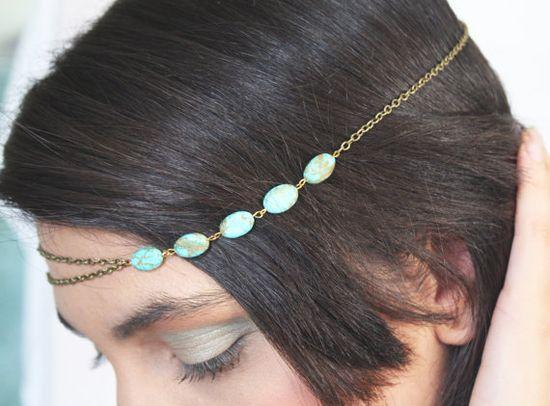 Cute wedding headband