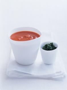 // roast tomato soup