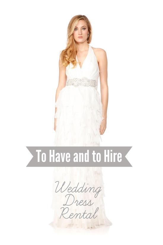 wedding dress hire and bridesmaid dress rental